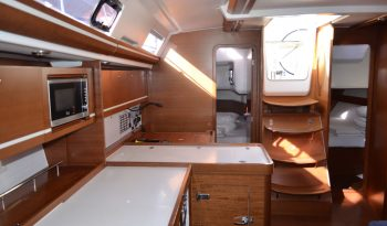 DUFOUR 445 GRAND LARGE lleno