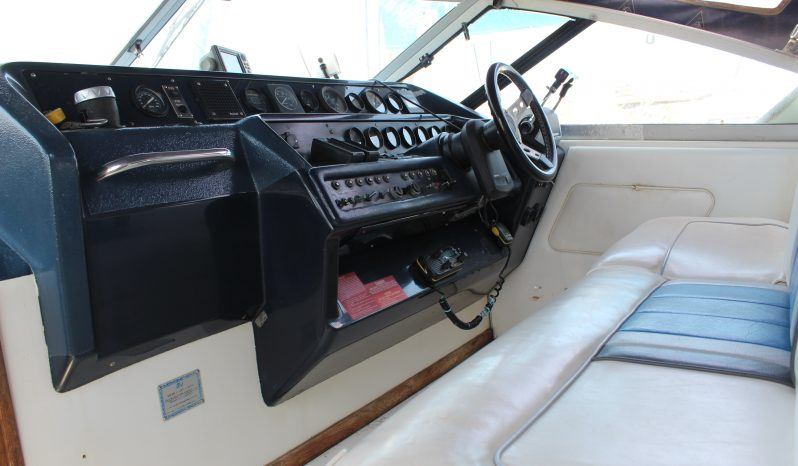 SEA RAY SUNDANCER 2800 lleno