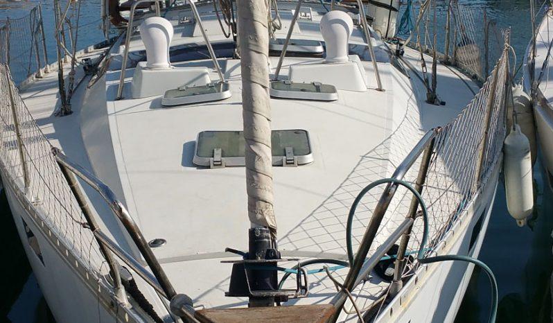 BENETEAU OCEANIS 390 lleno