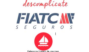 seguros para embarcaciones de recreo fiatc